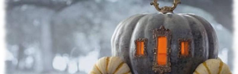 Cabecera Decoración de Halloween